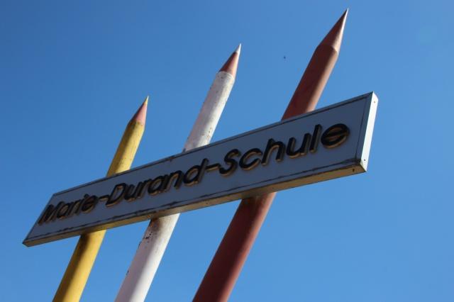 Großeinsatz in der Marie-Durand-Schule