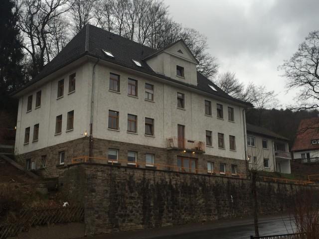 Brandmeldeanlage ehem. Jugendherberge Bad Karlshafen