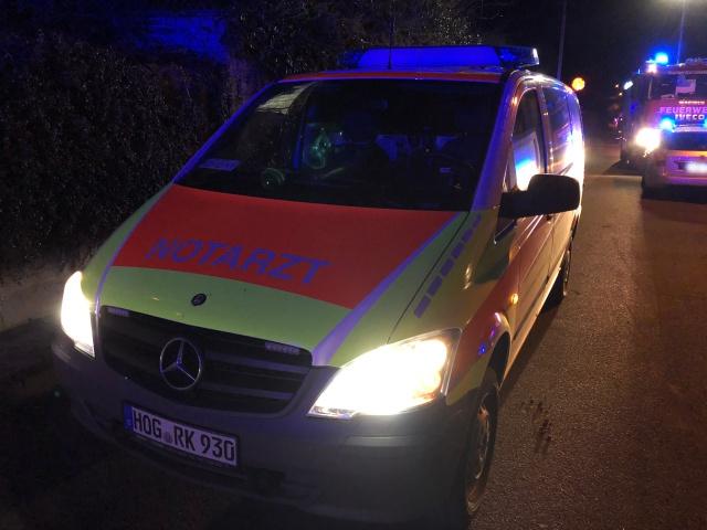 Unterstützung Rettungsdienst – Tragehilfe und Ausleuchtung der Einsatzstelle