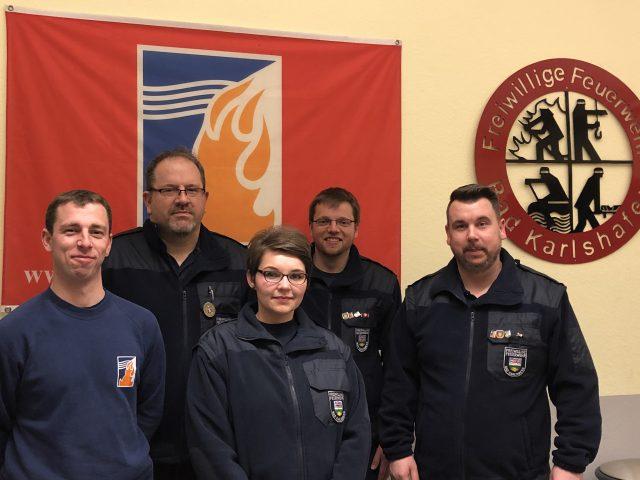 Jahreshauptversammlung vom Feuerwehrverein